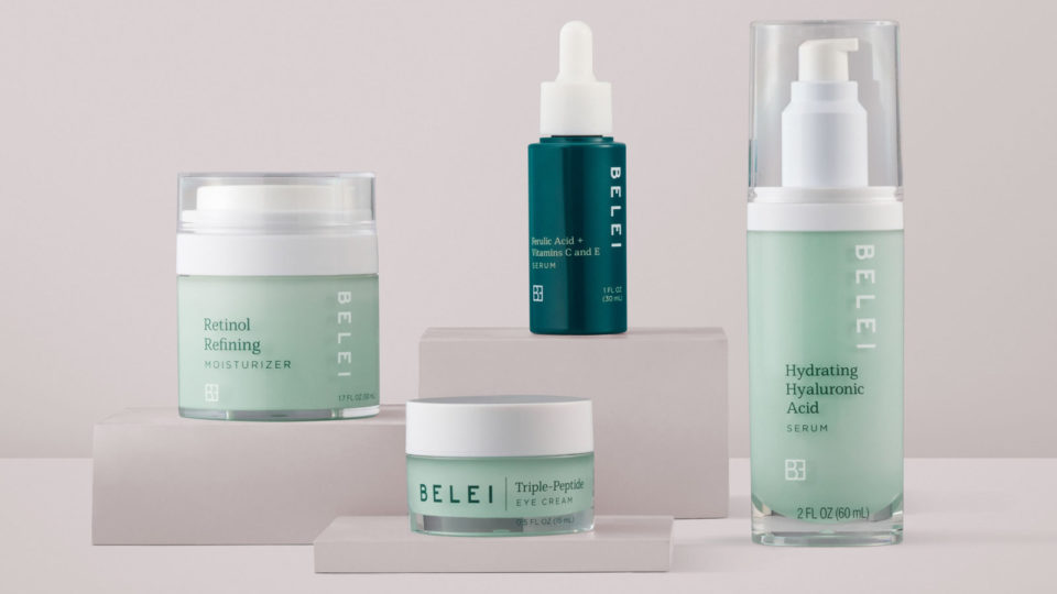 Amazon Belei New Skincare Line